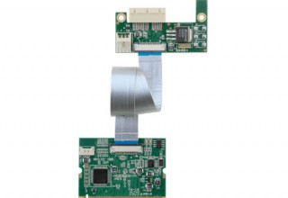 Flexible MiniPCI to PCI Express Adapter