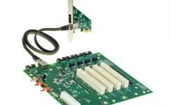 32-bit PCI Test Backplane