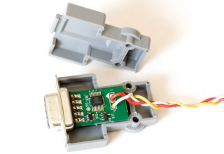 TTL-to-RS232 Adapter