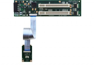 Flexible MiniPCI Express to PCI Adapter