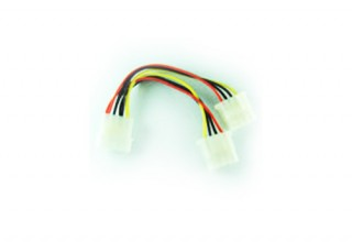 "Molex ""Hard drive"" Split Power Cable"