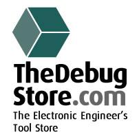 The Debug Store Logo Square