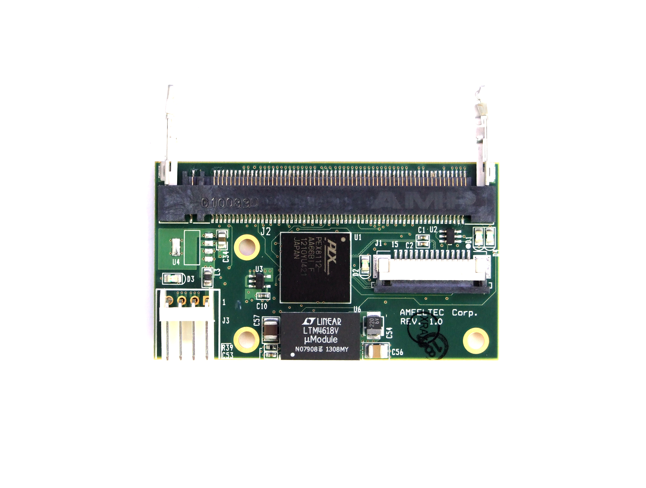 MiniPCI-Adapter-board16W